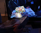 IDF2011:视频演示物体识别展示技术