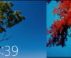 Win8锁屏背景