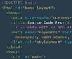 开源编程字体