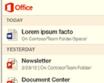 iOS版Office