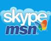 Skype合MSN