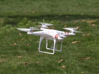 飞翔的梦想 Phantom智能四轴飞行器试玩