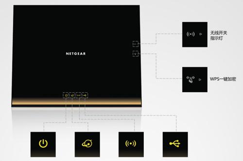 NETGEAR R6300双频千兆 AC功能的桥模
