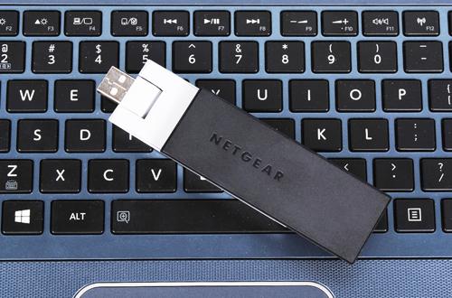 NETGEAR A6200 USB无线适配器高清图