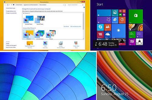 Windows 8.1正式版开放更新