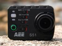 AEE特种兵系列S51运动摄像机脑残评测