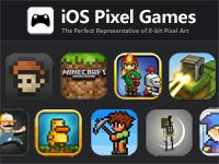永恒经典的8-bit风格:iOS精品像素游戏推荐