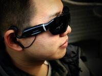 户外骑行必备 广百思K1智能太阳眼镜评测