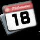 飞雪桌面日历 绿色版