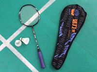 运动数字化尔思活力π智能羽毛球拍体验报告