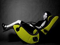体验0重力的乐趣 水獭微微椅试用简评