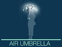 ��ɡʽ��������:Air Umbrella��������ɡ