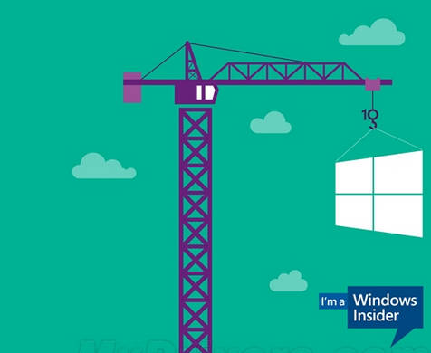 Windows Insider官方壁纸