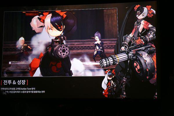 NCsoft手游新作《剑灵移动版》发表