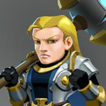《刀塔帝国》运用圣光之力的骑士―全能骑士
