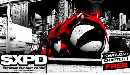 美漫风手机飞车追逐游戏《SXPD》问世