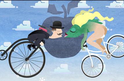 爱情也可以这么奇葩:《单车行:如履薄冰》