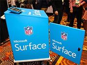 微软Surface NFL平板电脑