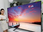 LG新系列8K LED液晶电视