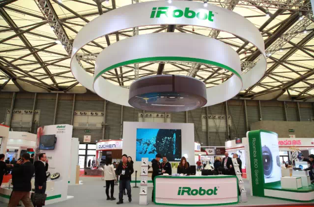 iRobot展示