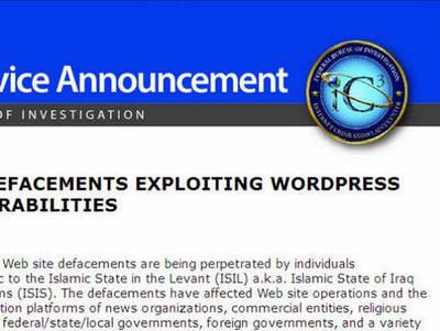 WordPress漏