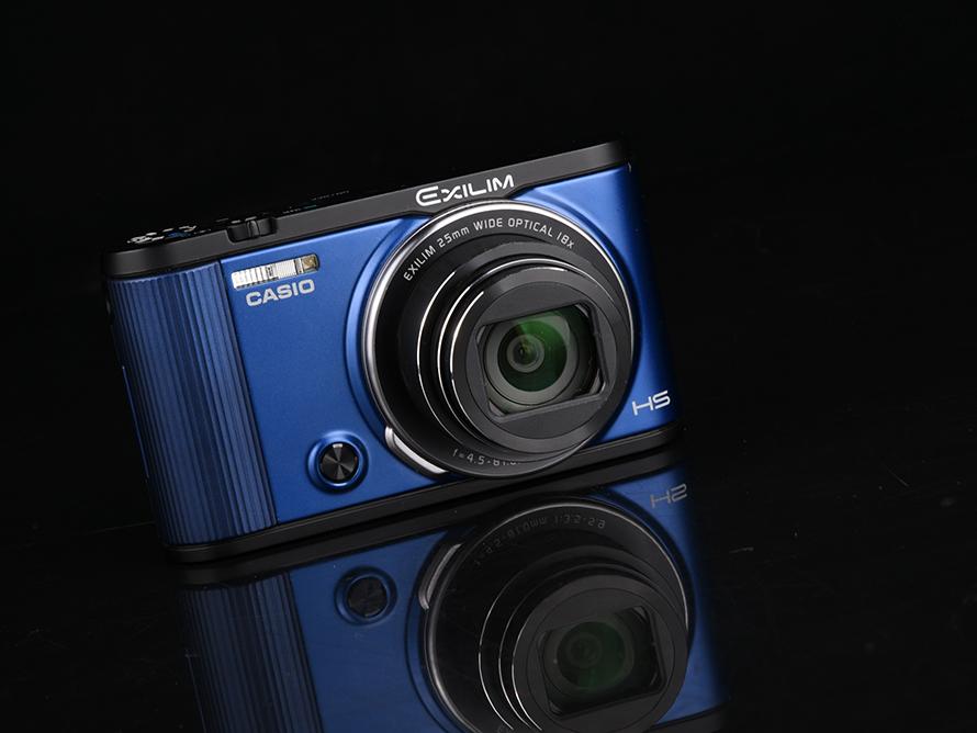 高速美颜相机 卡西欧ZR2000性能评测