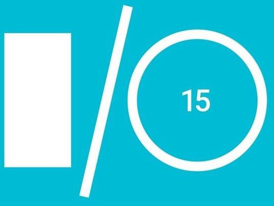 谷歌I/O 2015