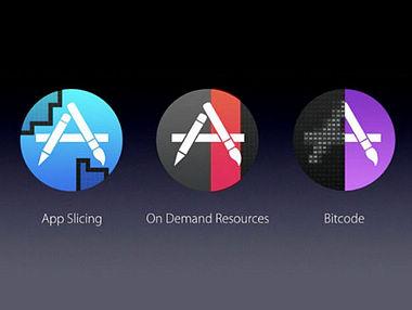 iOS 9的App Thinning方案如何节省存储空间