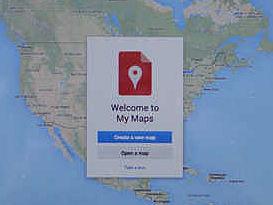 Google Drive更新 支持直接管理自己的地图