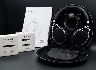 OPPO PM-3平面振膜耳机精致图赏