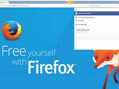 Firefox 39浏览器新版增加社交分享功能