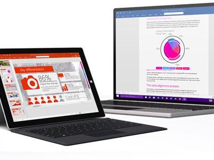 微软Office 2016预览版已登陆Windows 10