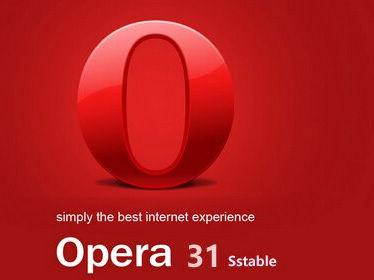 Opera 31浏览器发布 内核升至Chromium 44
