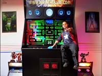 用世界最大街头游戏机来缅怀80后的童年记忆
