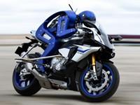 Yamaha正在秘密研制赛车机器人Motobot