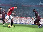 FIFA online3激战!曼城vs曼联