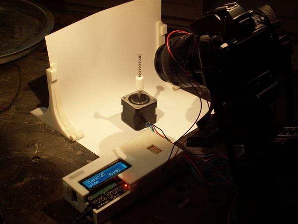 �潘恳材芡娴闷� 如何DIY一台廉价3D扫描仪