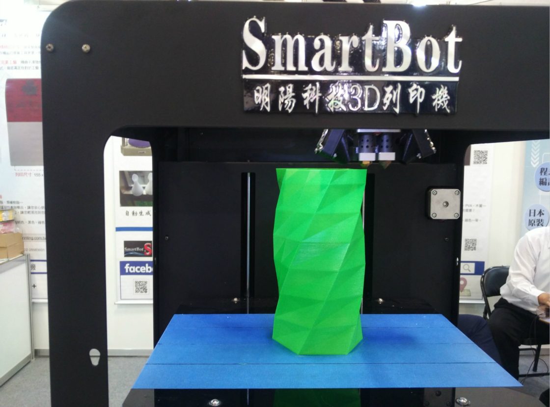 COMPUTEX 2016酷炫开场 3D打印厂商百家争鸣