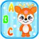 儿童益智英语ABC游戏