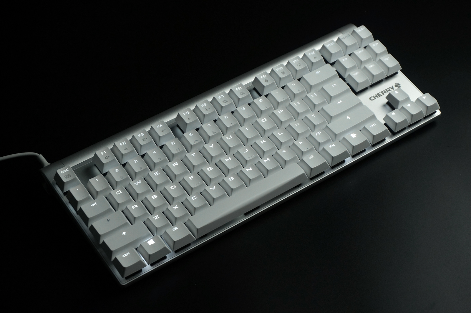 Cherry MX Board8.0机评测