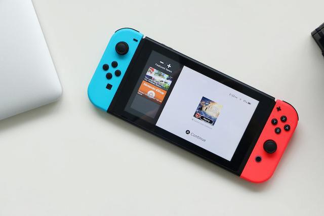 Switch游戏机