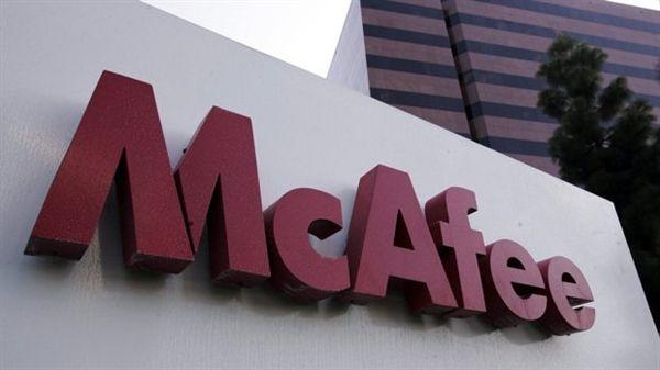 英特尔决定重启McAfee品牌 并独立运营