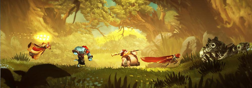 E3展上的东方面孔 西游风新游《非常英雄》亮相