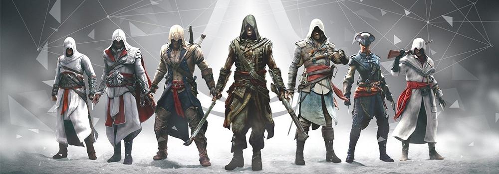 《刺客信条:起源》E3展上公布最新的实机演示视频