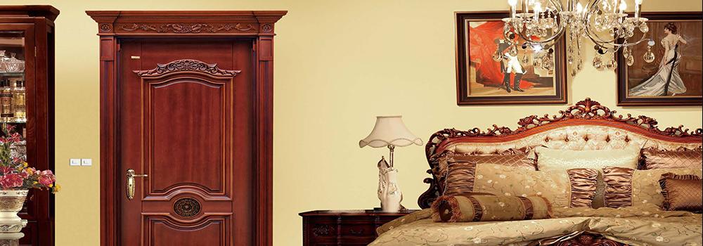 木门选择什么样的颜色 才能完美的搭配整体装修风格?