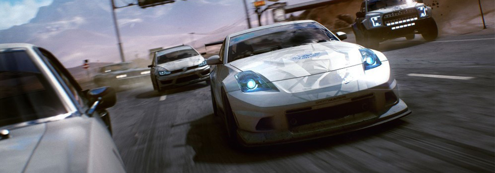 速度与激情的碰撞 肾上腺素飙升的快感 十大赛车游戏