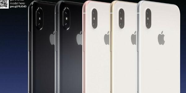 iPhone8命名