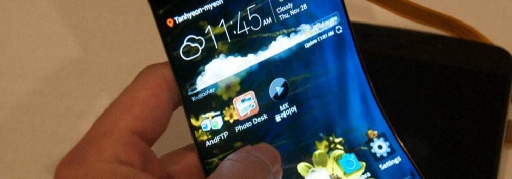 全面屏手机还未普及 折叠手机或将成功上位?