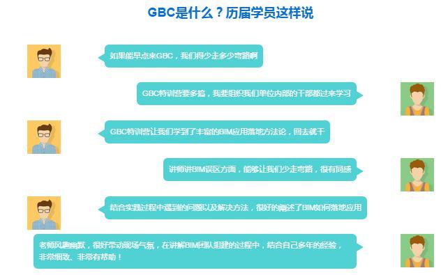 GBC训练营