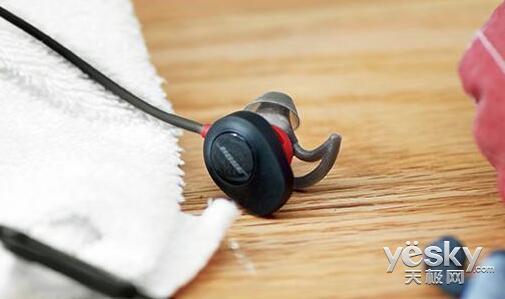 尽情运动Bose SoundSport Pulse运动耳机